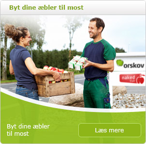 Byt æbler til most